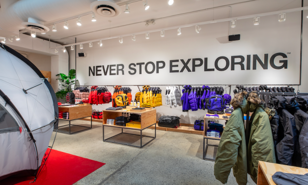 North Face Amps Up Engagement And Storytelling In Williamsburg Concept Store