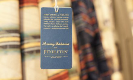 Interview … Tommy Bahama and Pendleton Collaboration For Fall 2018