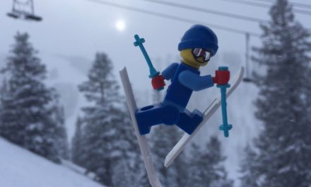 "Gear.com Launches ""Lego Skier Bro"" Marketing Campaign"