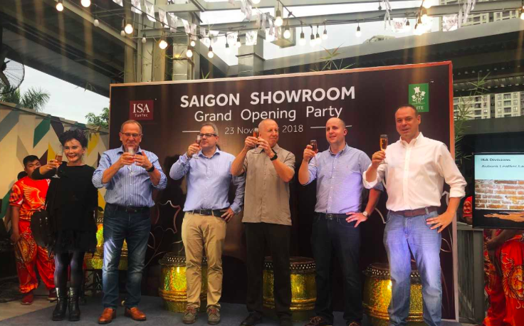 ISA TanTec Progresses With The Expansion Of Existing Saigon Facility