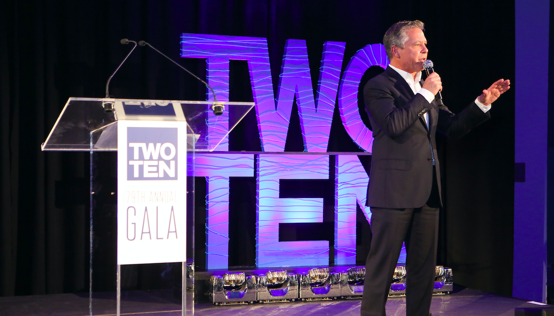Skechers President Michael Greenberg Receives Two Ten Footwear Foundation's Award For Humanitarian Achievement