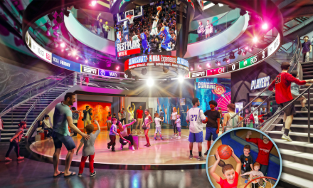 NBA Experience To Open Disney Springs In Spring 2019