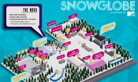 MTV's SnowGlobe Expands Sponsorship ProgramFor 2018 Festival