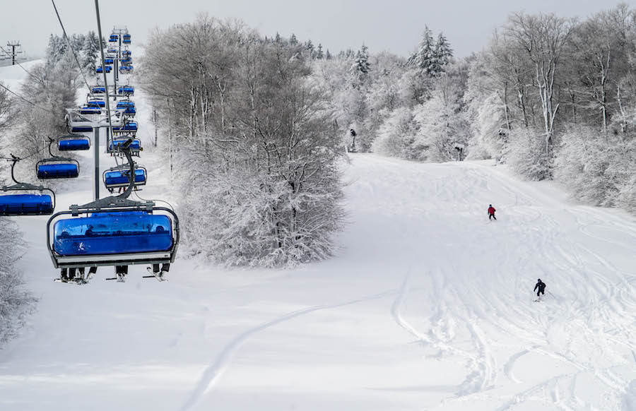 Peak Resorts Finds 'Firm Footing' In Second Quarter