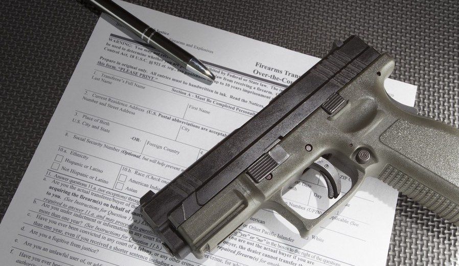 Firearms Background Checks Drop In October