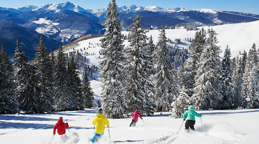 Vail Resorts Shares Start To Regain Footing After Last Week's Faceplant