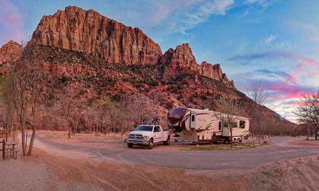 Go RVing Partners With Verde Brand Communications