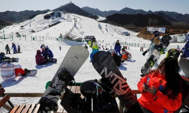 Snow Sports Industry Eyes China As Last Untapped Market