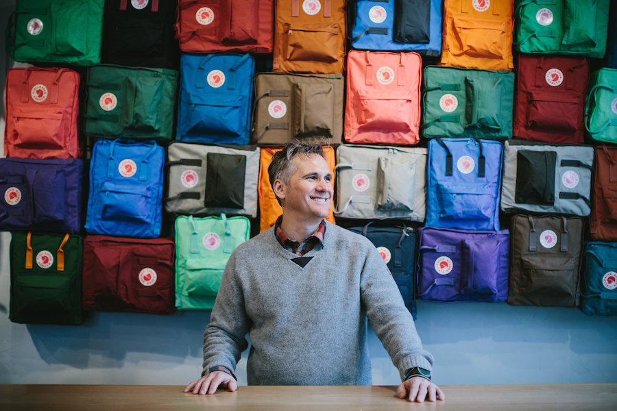 Fjallraven North America's Nathan Dopp Shares Brand Outlook