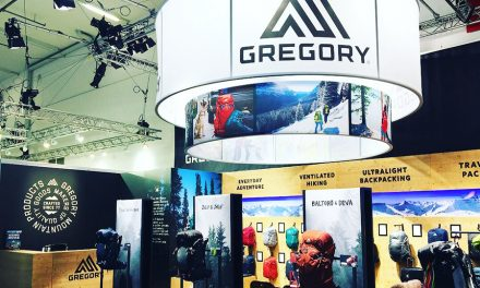 ISPO … Gregory Tribute Wins Best Travel Pack For 2019