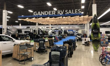Camping World Holdings Rolls Out Gander RV Super Centers