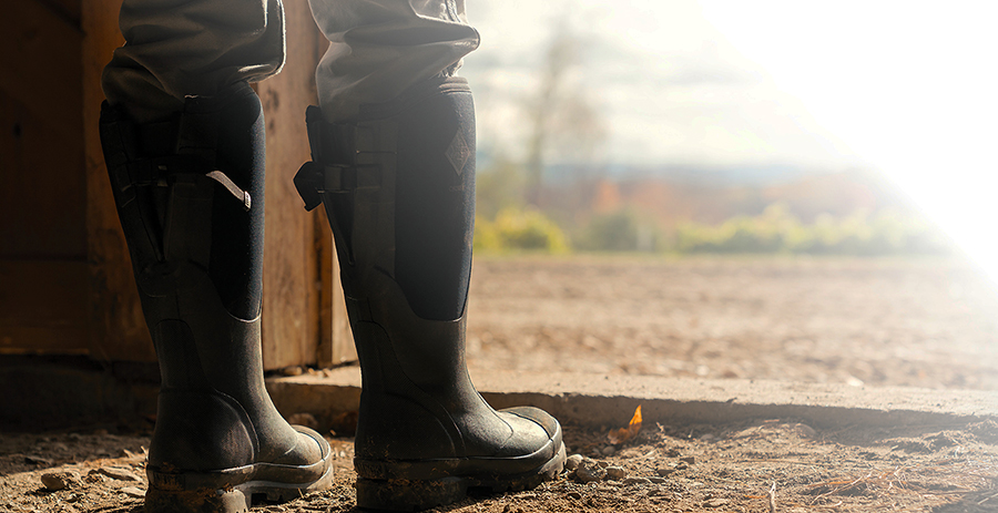 "The Original Muck Boot Company … Celebrating 20 Years Of ""Muck Proof"" Heritage"
