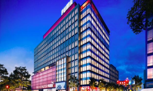 Puma Establishes New North American Headquarters