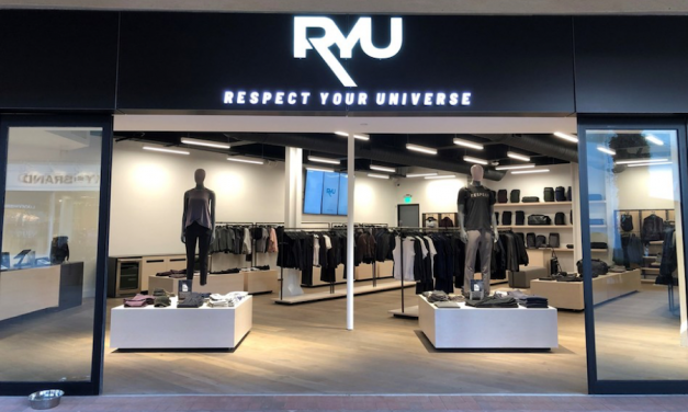 RYU Opens Ninth Store Location At Fashion Island In Newport Beach, CA
