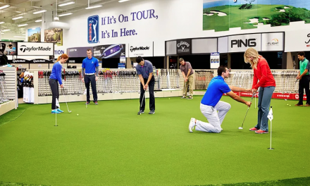 PGA Tour Superstore To Open First Experiential Retail Store In Boston
