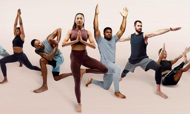 Yoga Class With Nike