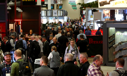 SHOT Show Sets New Record For Exhibitors