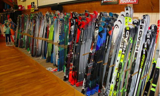Shared Stoke: Plentiful Snow Equals Strong Sales