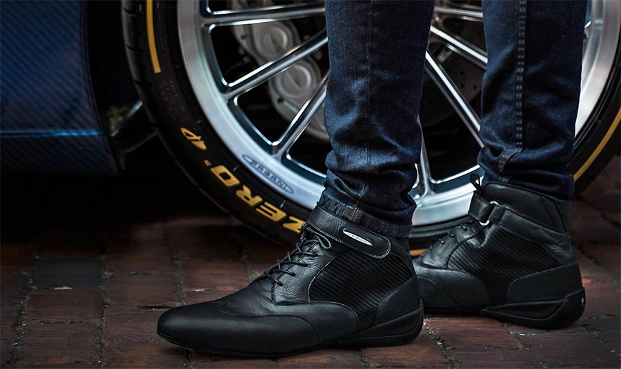 Handcrafted … Pagani Huayra Roadster Driving Boot