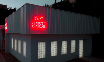 Nike Opens SNKRS Pop-Up Shop In Atlanta