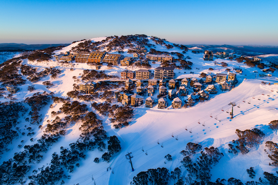 Merlin Entertainments sells Australian ski resorts for £95m