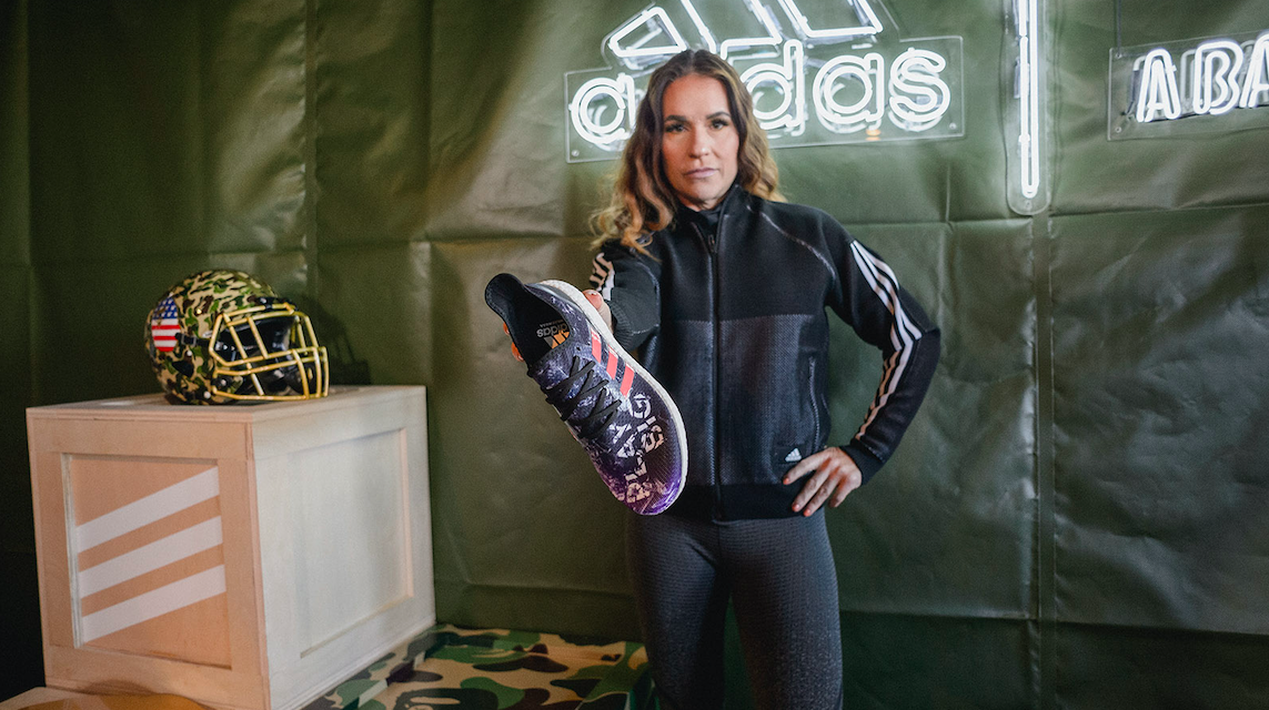 Adidas Announces Multi-Year Partnership With Football Coach Dr. Jen Welter