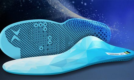 Aetrex 3D Printed Custom Orthotics