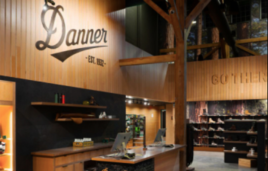 Danner Opens First Store In Bend, OR