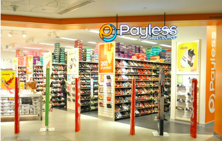 Report: Payless To Shutter All Doors