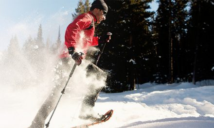 Snowshoeing … Your Ticket To Loving Winter