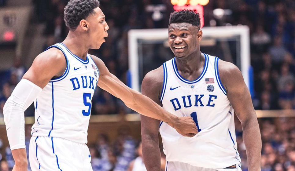 2cf22937 Zion Williamson Injury Puts Spotlight On Nike And College Hoops ...