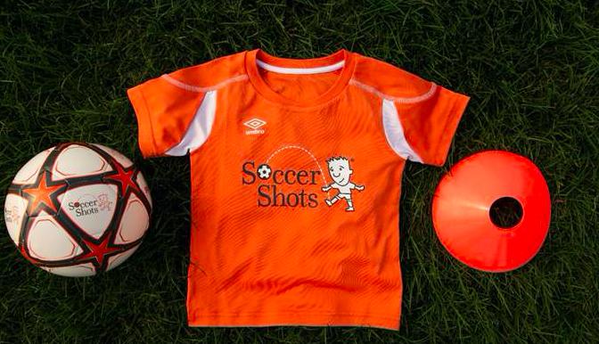 Umbro To Sponsor Soccer Shots