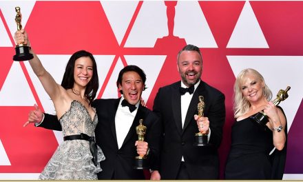 The Oscars… 'Free Solo' Wins Best Documentary Feature