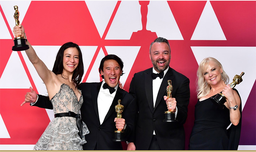 The Oscars… 'Free Solo' Wins Best Documentary Feature | SGB