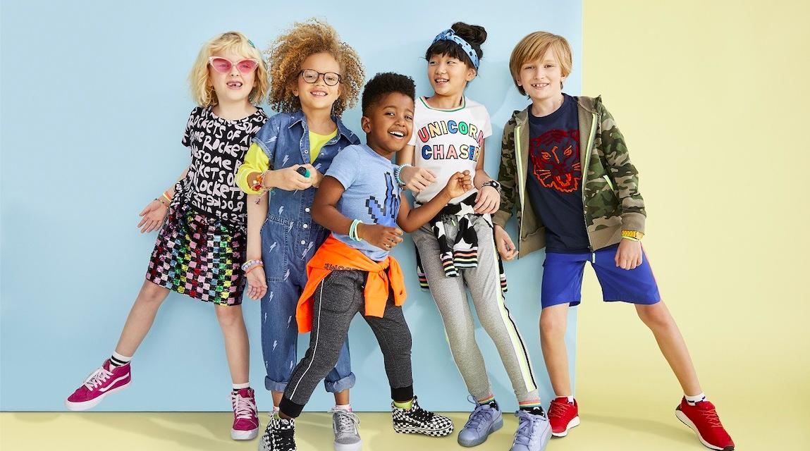 Foot Locker Announces Strategic Partnership Children's Apparel Start-Up