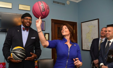 Sports Stars To Support PHIT Act On Capitol Hill