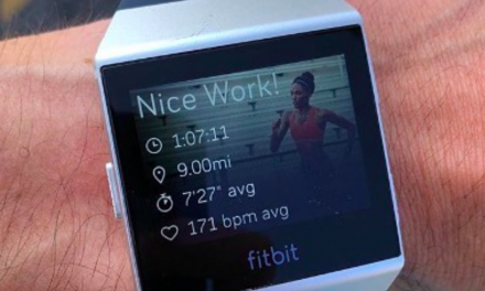 Fitbit's Shares Sink On Weak Guidance