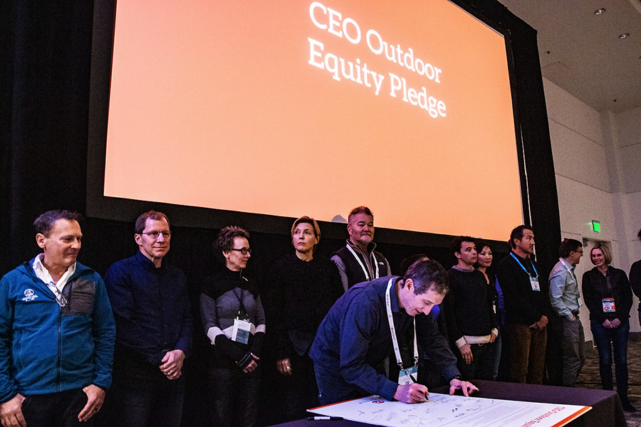 Over 50 CEOs Co-Create Outdoor Industry-Focused Equity, Inclusion And Diversity Pledge
