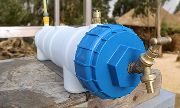 LifeSaver Unveils Revolutionary Water Purification System