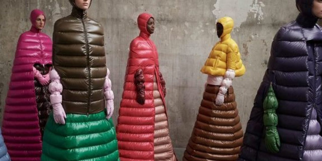 Not Just Down … The Puffer Coat