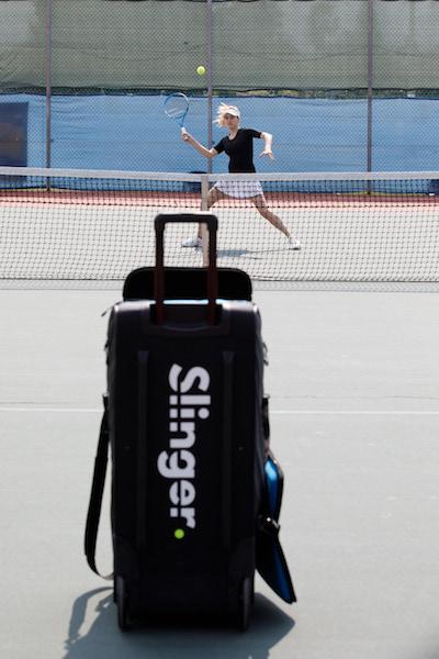 Slinger Bag Looks To Serve Up Tennis Disruption Sgb Media Online