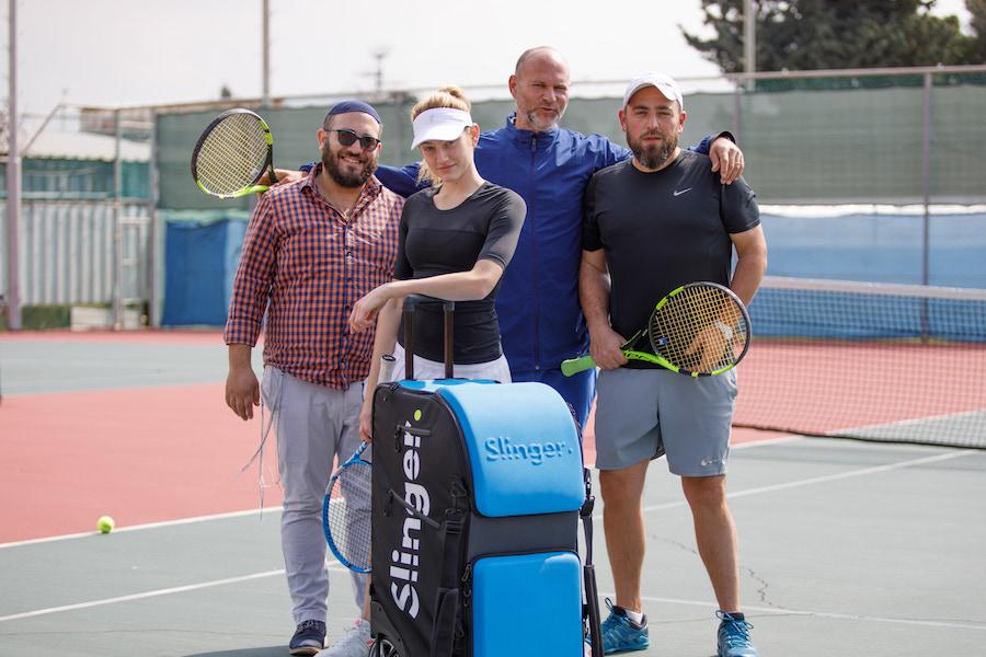 Slinger Bag Looks To Serve Up Tennis Disruption