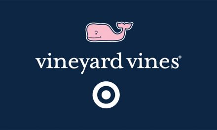 Collaboration … Target x Vineyard Vine