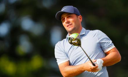 Callaway Golf Signs Francesco Molinari