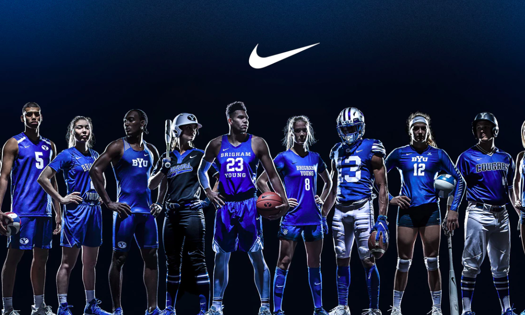 quality design 54e61 499ba Nike Extends Contract With BYU
