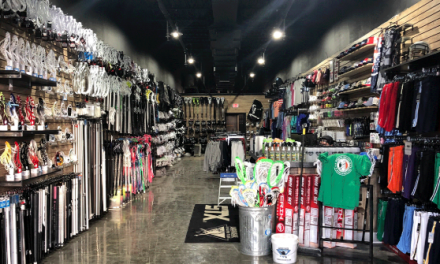 Lacrosse Unlimited Re-Opens Original Location With New Look