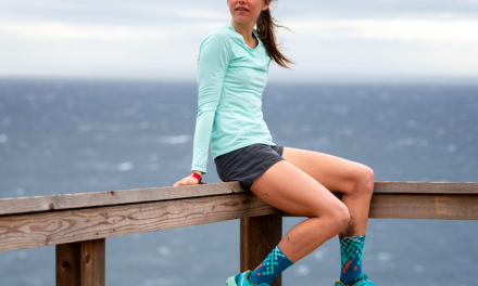 Feetures Expands Athlete Team With Sponsorship Of Cat 'Be Rad' Bradley