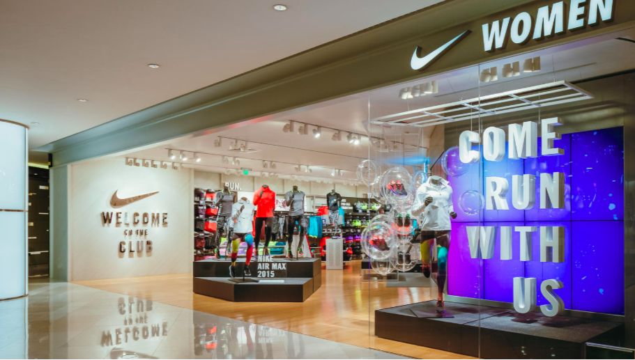 Nike Sees No Slowdown In Momentum