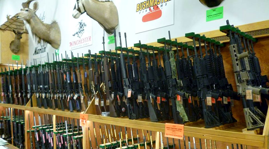 Firearms Market Share Opportunities Abound For Sportsman's Warehouse