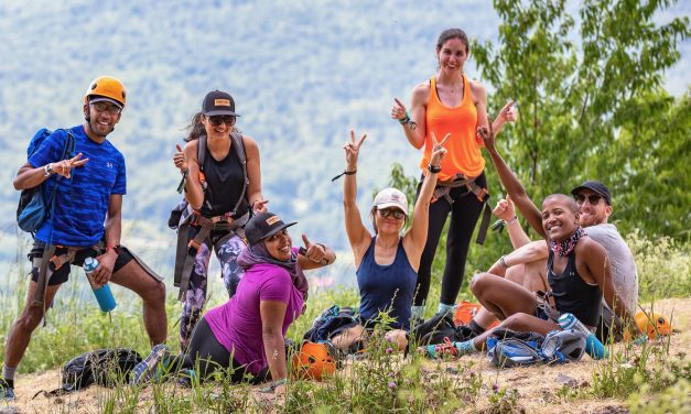 #EveryoneOutside … The 2019 Outbound Collective Pursuit Series